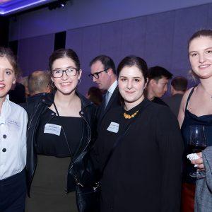 Sarah Sack, Zoe Guenzl, Ariel Mekler-Peled, Rachel Palmer